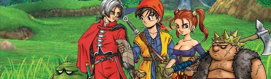 Dragon Quest VIII in regalo su Android!
