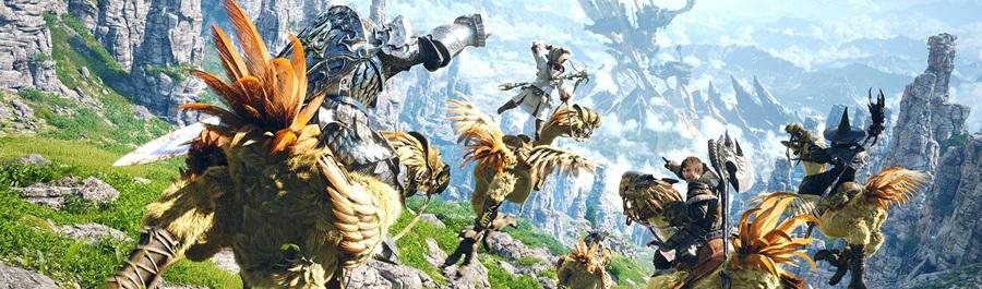 Ad Agosto torna il Free Login di Final Fantasy XIV!
