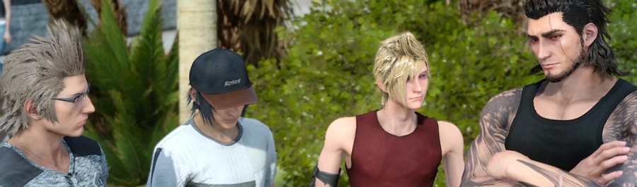 Da Gamescom 52 nuove immagini di Final Fantasy XV!