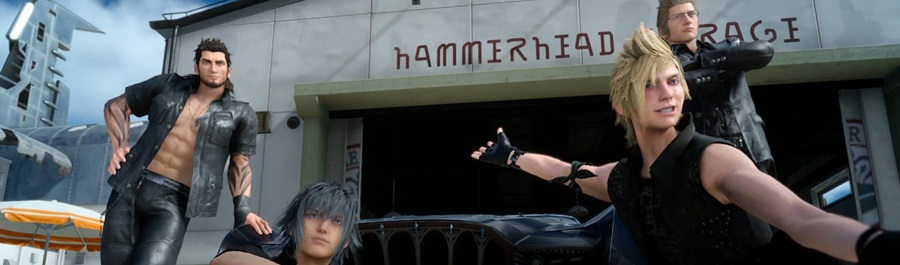 Impressioni personali sulla demo Gamescom di Final Fantasy XV