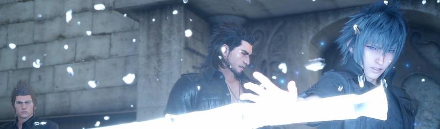 Final Fantasy XV sarà sia open-world sia lineare