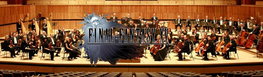 Il 7 Settembre si terrà un concerto con le musiche di Final Fantasy XV!