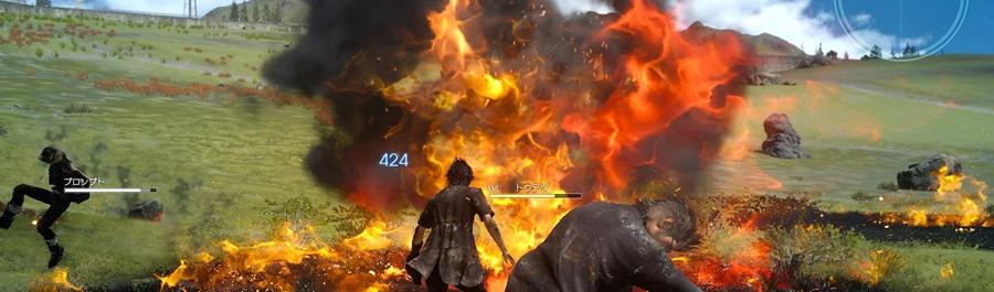 Tabata parla di magie, DLC e problemi tecnici di Final Fantasy XV!