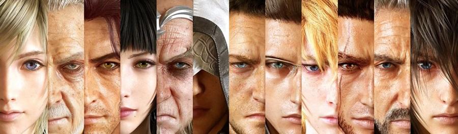 Nuovi character model per Luna, Gentiana, Ardyn, Aranea e Noctis!