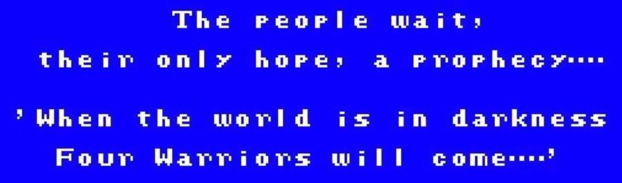 Le intro di Final Fantasy XV e Final Fantasy I a confronto!