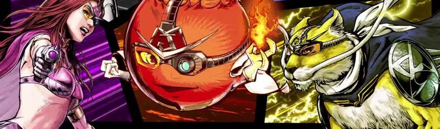 Justice Monsters Five in arrivo il 30 Agosto!