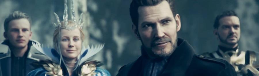 I primi 12 minuti di Kingsglaive Final Fantasy XV!