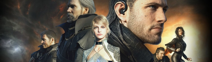 Kingsglaive: Final Fantasy XV disponibile al download in italiano!