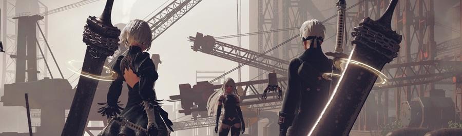 NieR Automata arriverà anche su PC (Steam) nel 2017!
