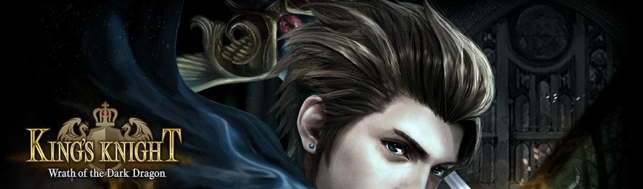 Annunciato King's Knight: Wrath of the Dark Dragon, parte dell'universo di Final Fantasy XV