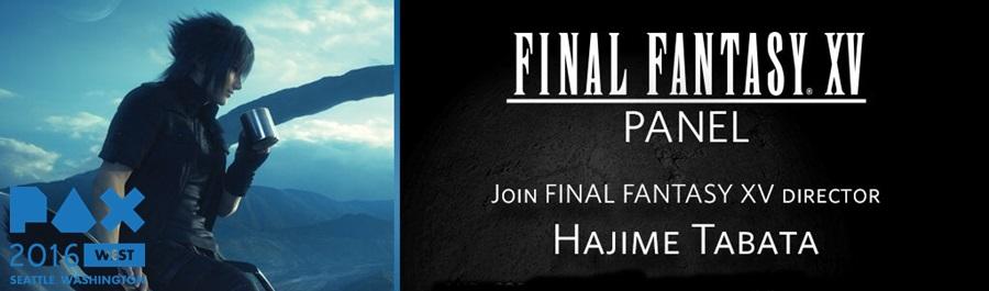 Segui in diretta Final Fantasy XV al PAX West 2016!