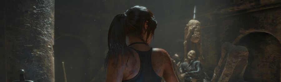 Due immagini 4K per Rise of the Tomb Raider su PlayStation 4 Pro!