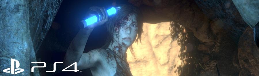 Rise of the Tomb Raider su PlayStation 4 Pro in tre modalità grafiche!