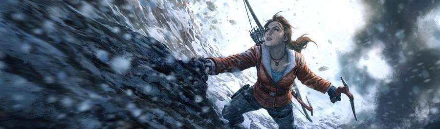 Woman vs. Wild, il nuovo artwork di Andy Park per la saga Tomb Raider