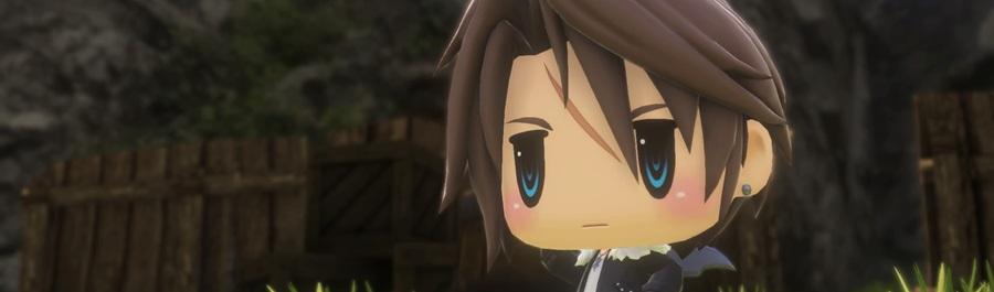 80 immagini dalla demo di World of Final Fantasy!