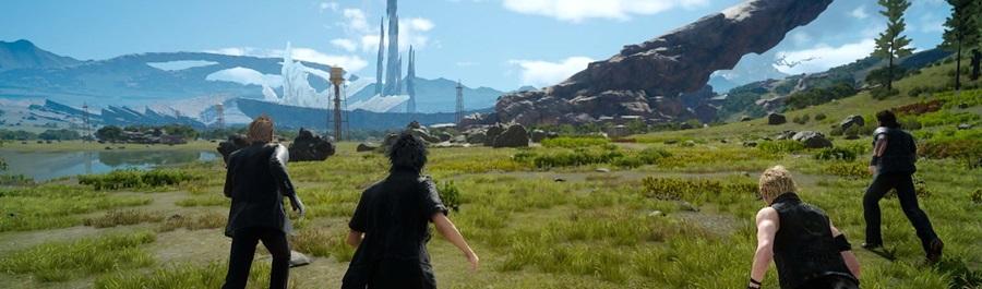Final Fantasy XV riceverà aggiornamenti per PS4 Pro dopo il lancio