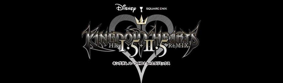 Nuova collector Kingdom Hearts 1.5+2.5 per PlayStation 4 in arrivo il 31 Marzo!