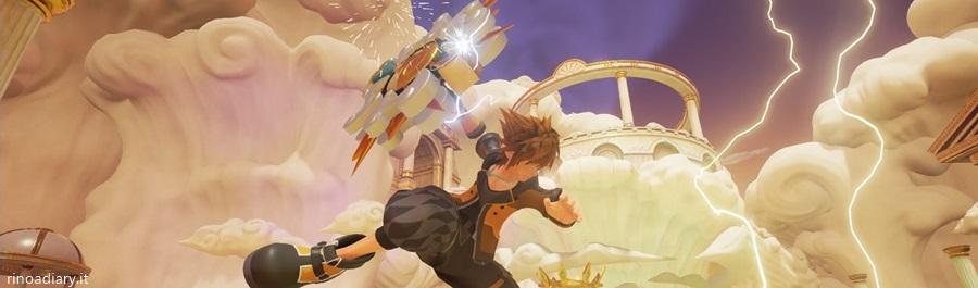 2 nuove immagini di Kingdom Hearts III mostrano la Guard Form!