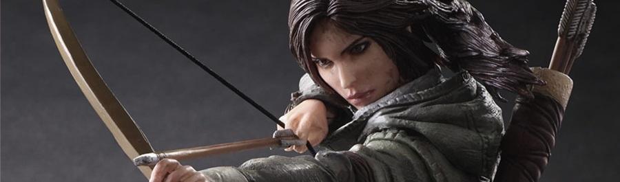 Recensione e sconto per la Play Arts Kai di Lara Croft!