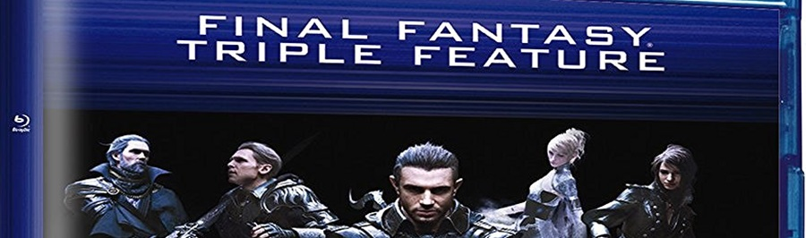 Final Fantasy Movie Collection in arrivo il 14 Dicembre?