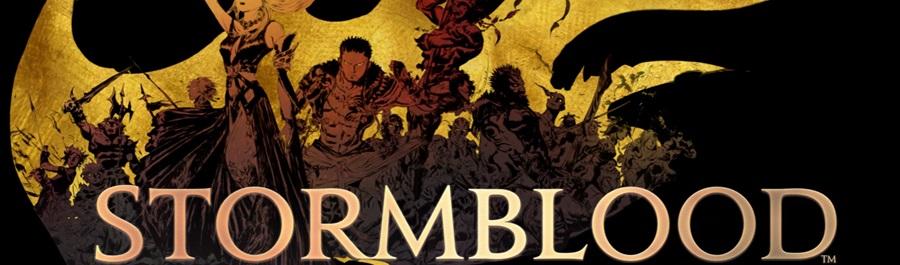Stormblood è la nuova espansione di Final Fantasy XIV Online!