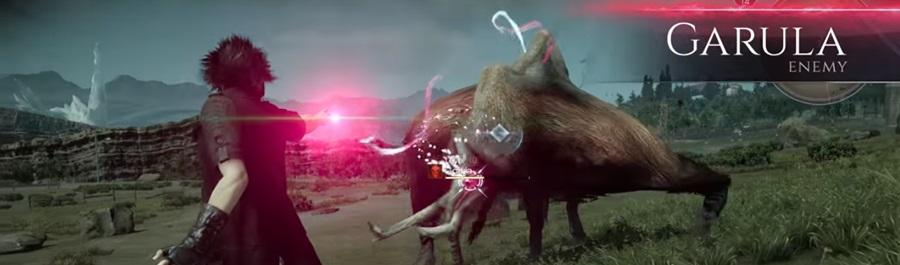 Il nuovo trailer di Final Fantasy XV svela l'incantesimo Ade