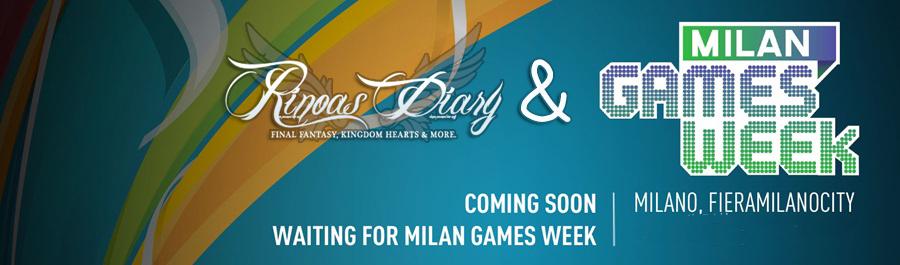 Rinoa's Diary vi regala 2 biglietti e il Golden Pass per il Milan Games Week!