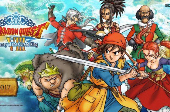 Dragon Quest VIII arriva su Nintendo 3DS il 20 gennaio 2017