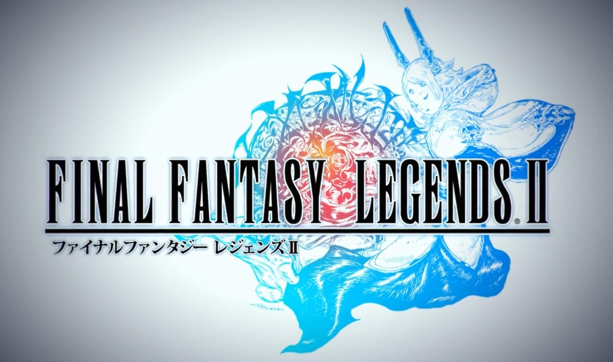 Square-Enix annuncia Final Fantasy Legends II per smartphone giapponesi