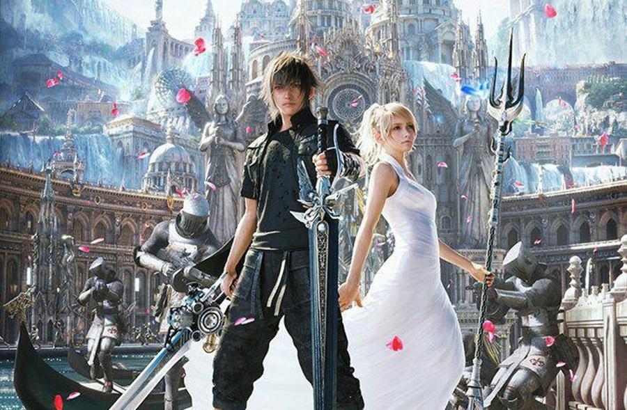 Square-Enix pubblica una nuova splendida artkey di Final Fantasy XV!