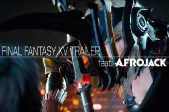 Un concerto in streaming di Afrojack per il lancio di Final Fantasy XV!