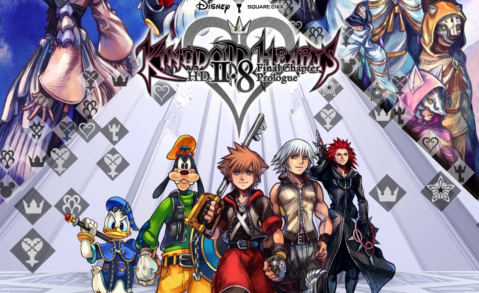 A Febbraio arriva il puzzle di Kingdom Hearts!