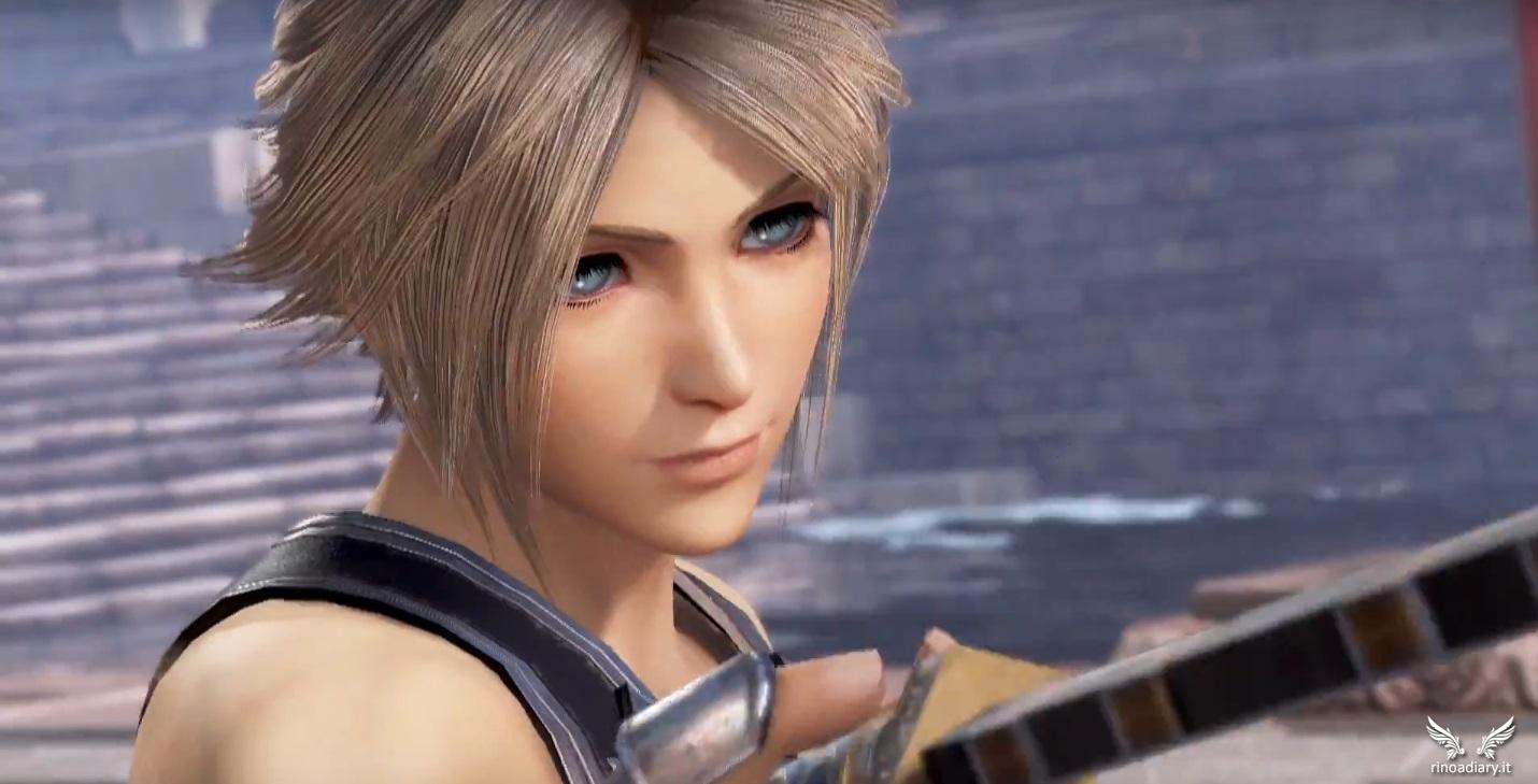 Rabanastre di FFXII, nuova arena di Dissidia Arcade Final Fantasy