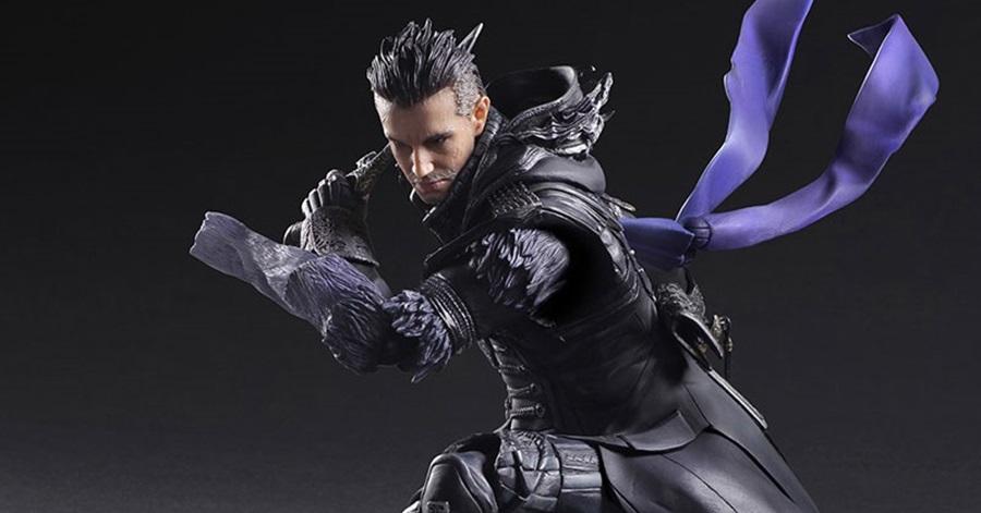 Aperti i preorder della Play Arts Kai di Nyx, da Kingsglaive: Final Fantasy XV!