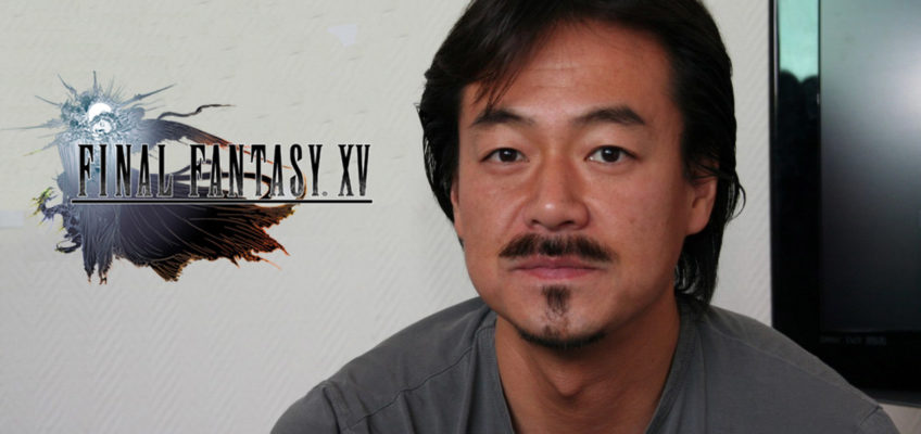 Hironobu Sakaguchi, creatore della serie, parla di Final Fantasy XV!