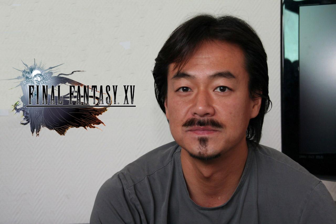 Sakaguchi commenta un suo ritorno a Square-Enix!