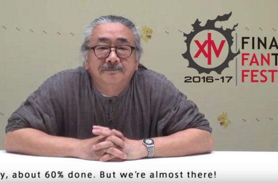 Nobuo Uematsu ospite d'onore al Final Fantasy XIV Fan Fest!