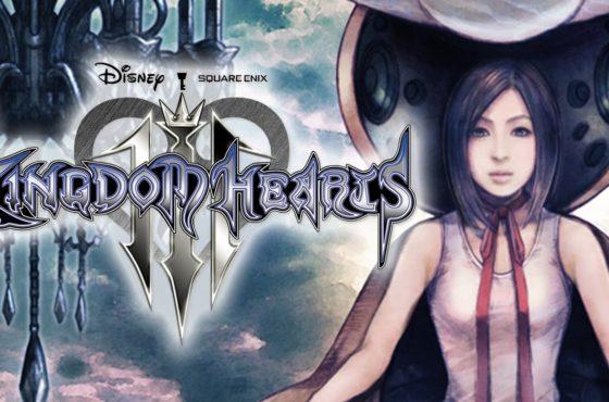 Utada Hikaru al lavoro sulla colonna sonora di Kingdom Hearts III!