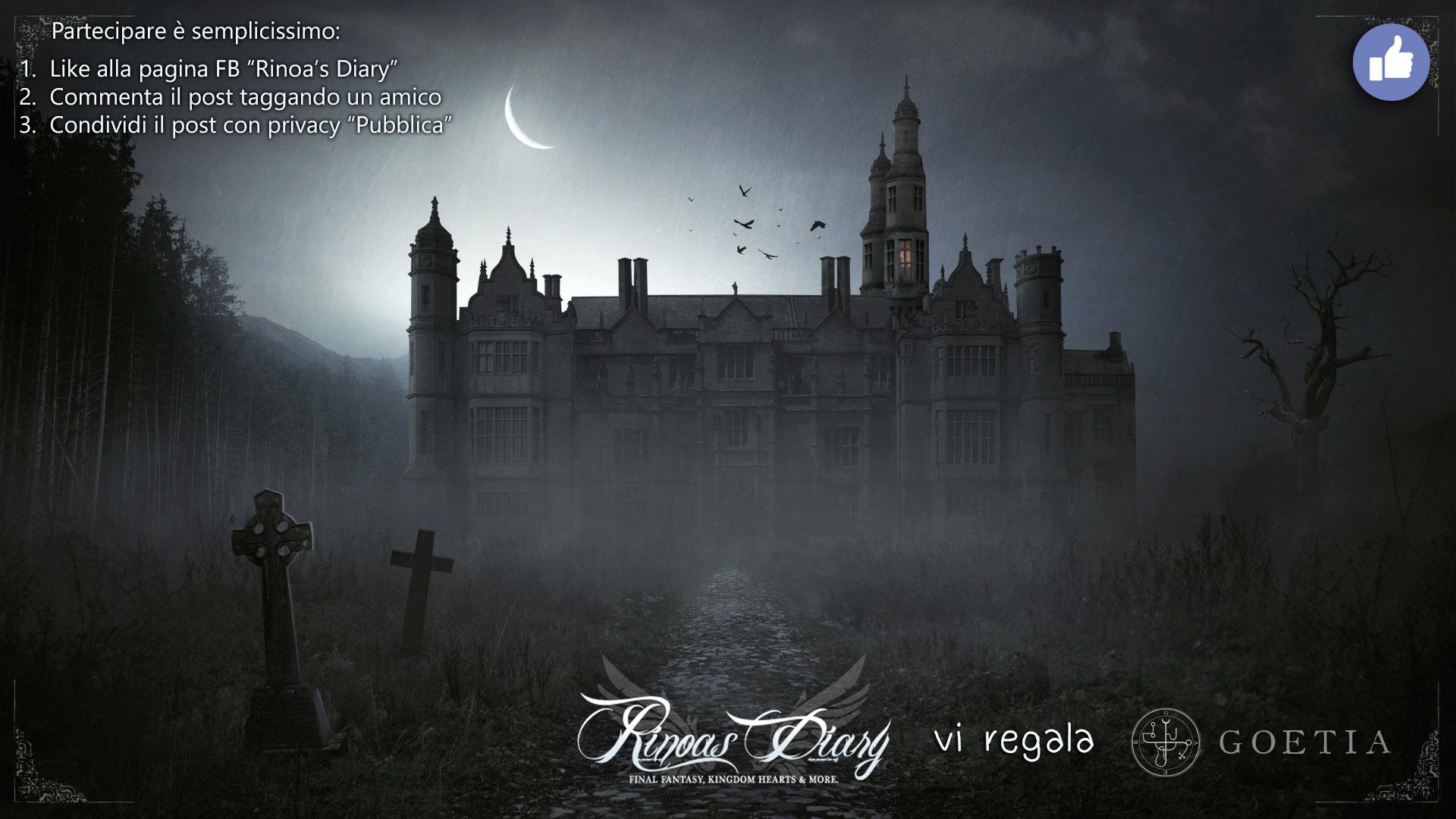 Rinoa's Diary vi regala Goetia!