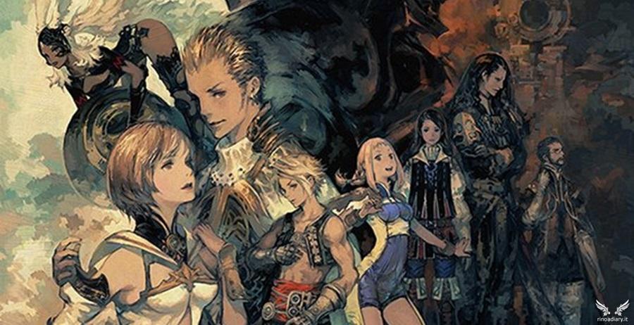 Final Fantasy XII: The Zodiac Age arriva l'11 Luglio in Europa!