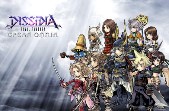 Lo sviluppo di Dissidia Final Fantasy: Opera Omnia ha raggiunto il 99%