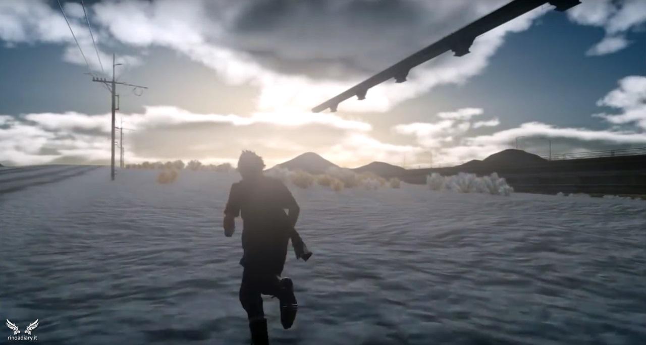 Un video mostra tutte le aree inutilizzate di Final Fantasy XV
