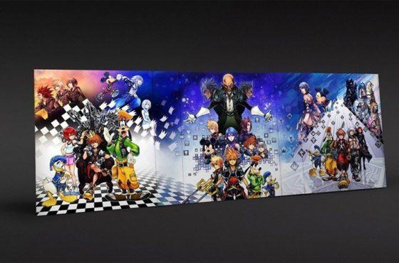 Sullo store giapponese arriva Kingdom Hearts 15th Anniversary Box