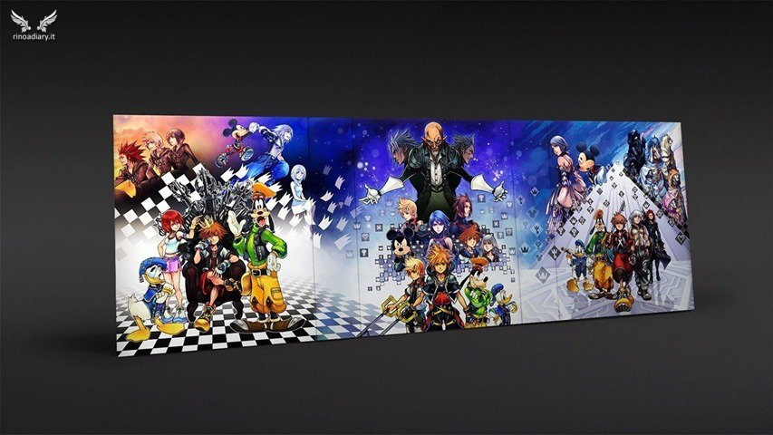 Sullo store giapponese arriva Kingdom Hearts 15th Anniversary Box