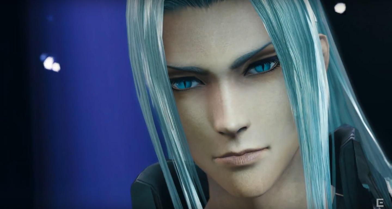 Un trailer per Cloud e Sephiroth in Mobius Final Fantasy!