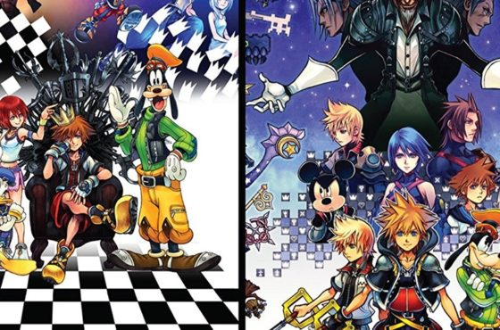 Rumoreggiata una Kingdom Hearts Collection Mega XL Bundle!