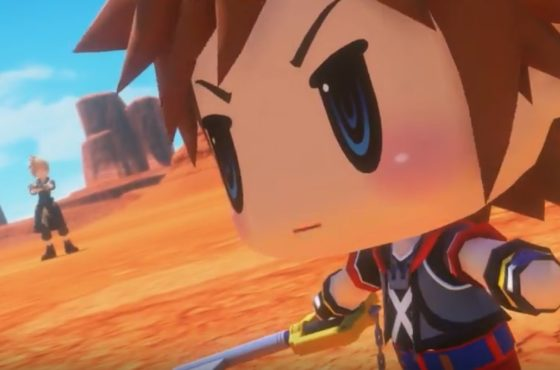 Sora di Kingdom Hearts arriva in World of Final Fantasy!