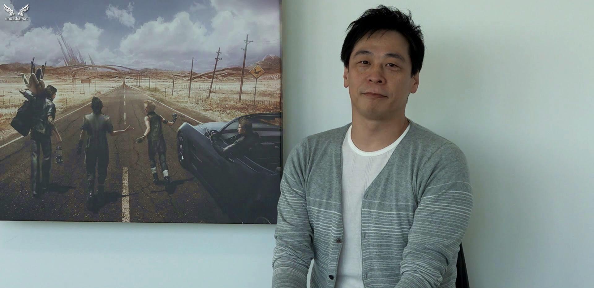 Il messaggio di nuovo anno da Tabata, director di Final Fantasy XV