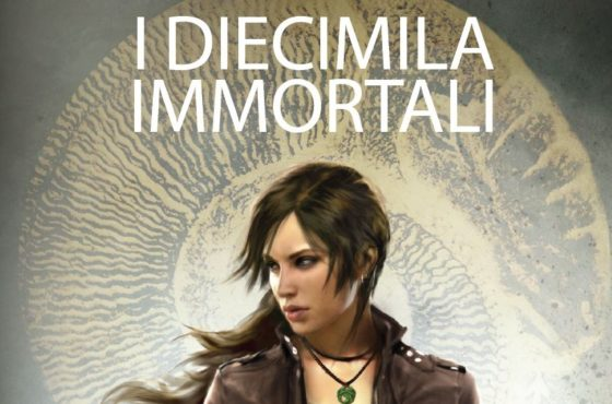 """""""Tomb Raider: I Diecimila Immortali"""" arriva in libreria!"""