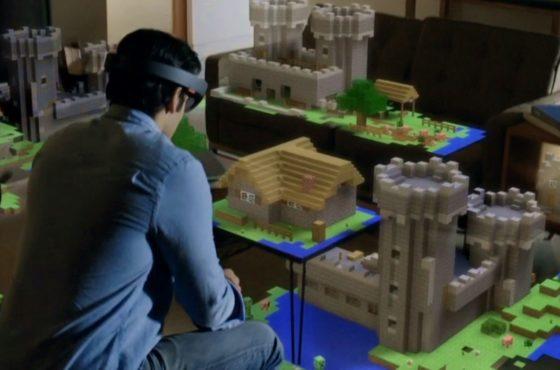 Final Fantasy XIV incontra Microsoft HoloLens